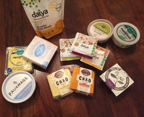 Vegan Wine and CheeseParty