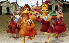 Film Review | Chicken Run