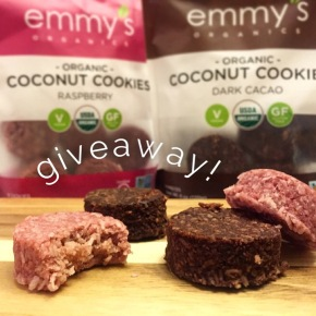 Giveaway!! Emmy's Organics on Instagram