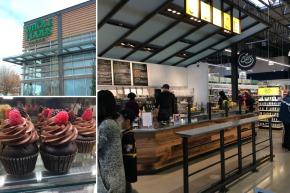 Whole Foods Grand Opening + Vegan TasteTest