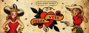 Golden West Cafe Vegan Week 2017