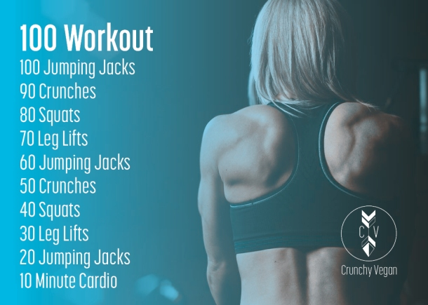 8-Minute Workout_100 Workout
