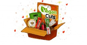 Unboxing | Vegan Cuts August 2017