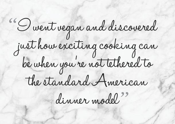 Quote by Elena Johnson Vegan Food