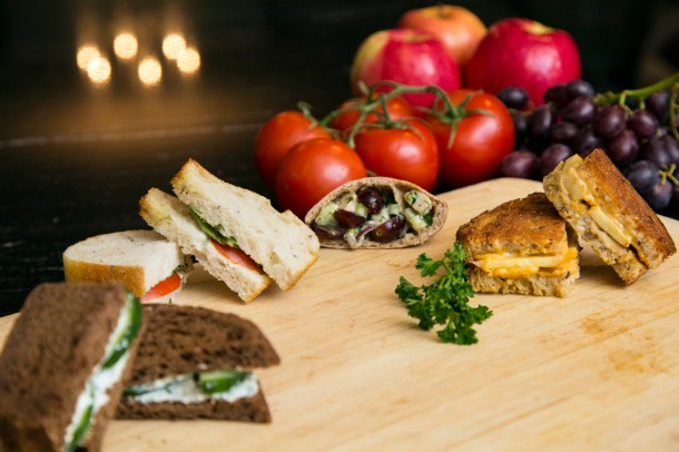 Nourrie Cuisine sandwiches