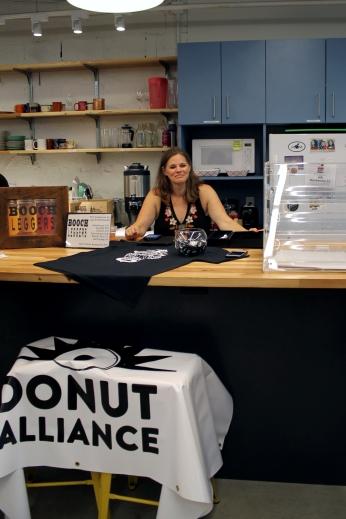 Donut Alliance at Eat+Shop+vegan