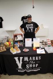 V Marks the Shop at Eat+Shop+vegan