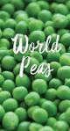 world peas phone wallpaper vegan