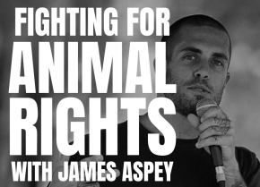 Meeting Animal Rights Inspiration James Aspey