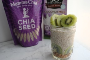 Wicked Simple Chia Pudding