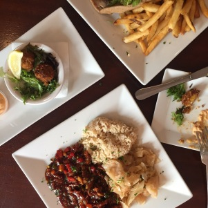 Baltimore Vegan Restaurant Week with Flight American Fusion