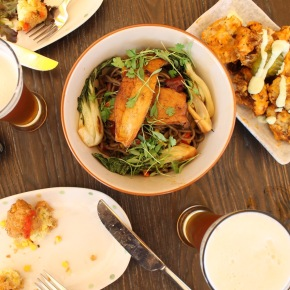Crunchy Vegan Takes Baltimore Vegan Restaurant Week