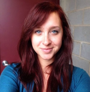 Salon-dyed Red Hair
